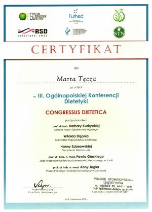 Certyfikaty MedDietetyka2