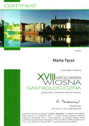 Certyfikaty MedDietetyka4