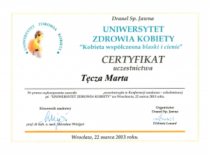 Certyfikaty MedDietetyka6