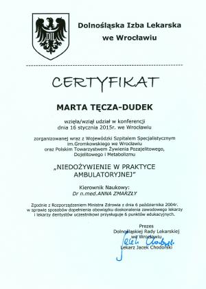 Certyfikaty MedDietetyka8